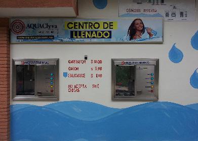 Ventana Vending