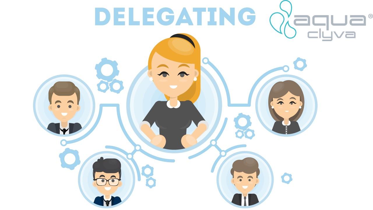 El Arte de Delegar
